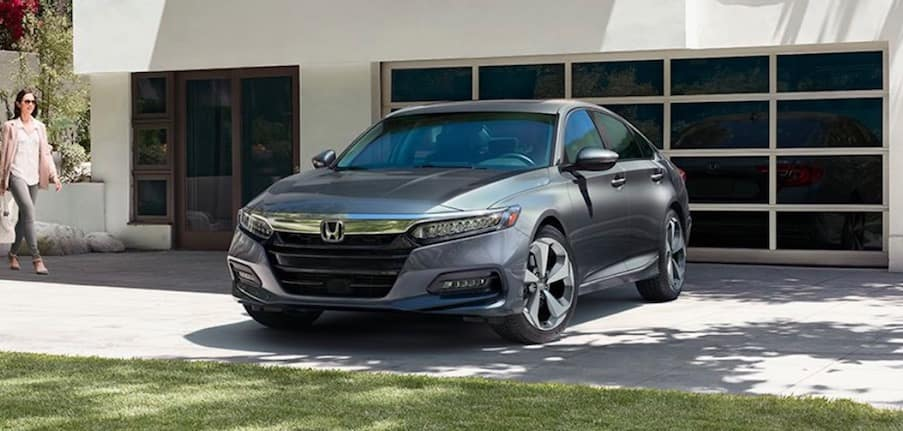 2018 Honda Accord available in Lawrence