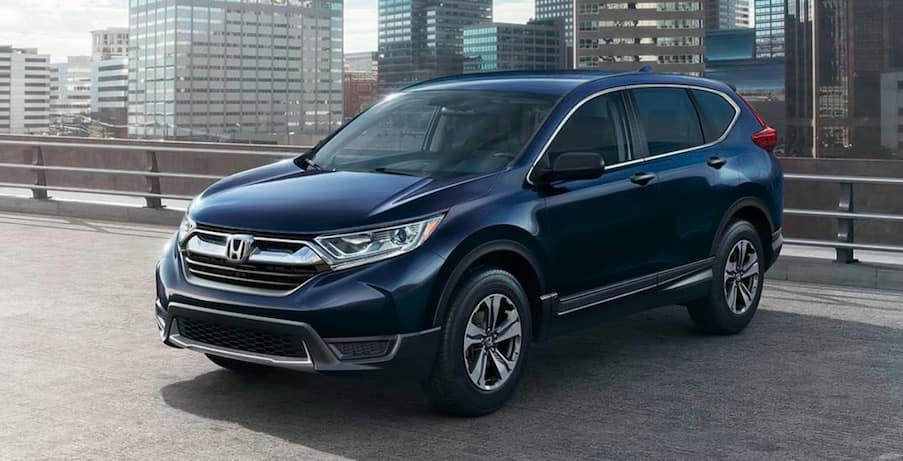 2018 Honda CR-V available near Topeka