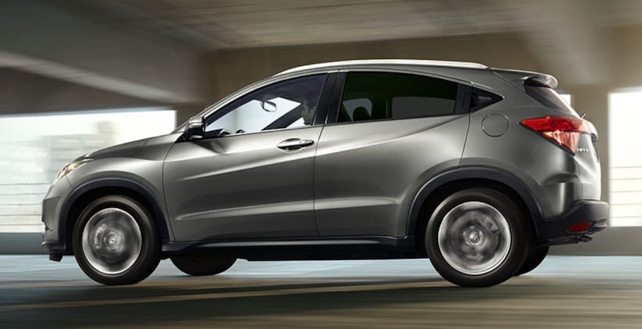 2018 Honda HR-V in Lawrence