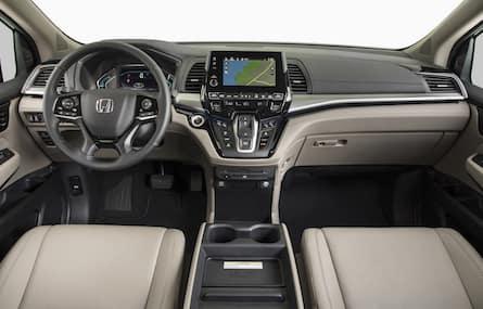 2019 Honda Odyssey Dashboard