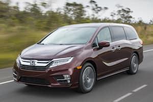 2019 Honda Odyssey in Lawrence