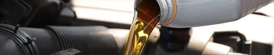 Honda oil change in Lawrence