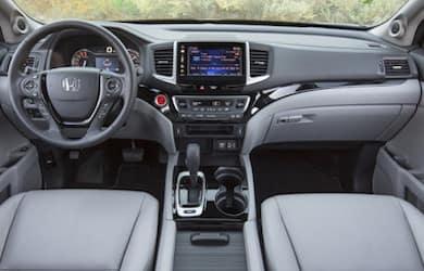 2019 Honda Ridgeline Console