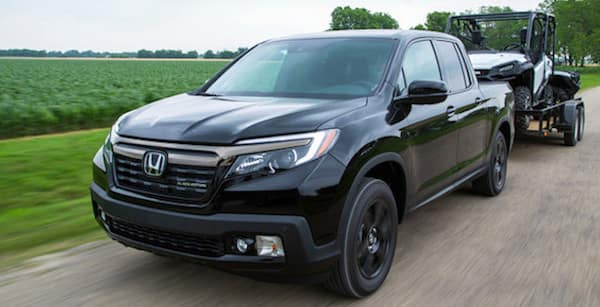 2019 Honda Ridgeline for Sale at Dale Willey Honda
