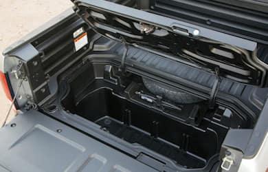 2019 Honda Ridgeline Trunk Bed