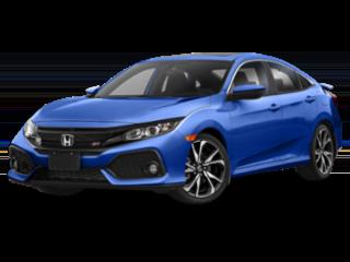2019 Civic Si Sedan