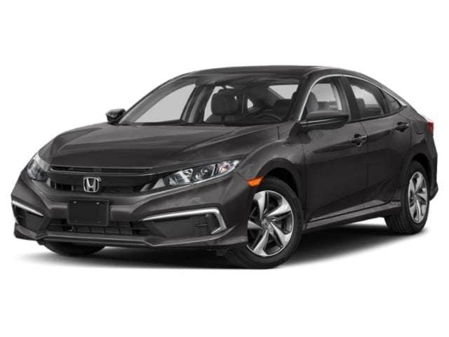 2020 Honda CIVIC SEDAN CVT LX