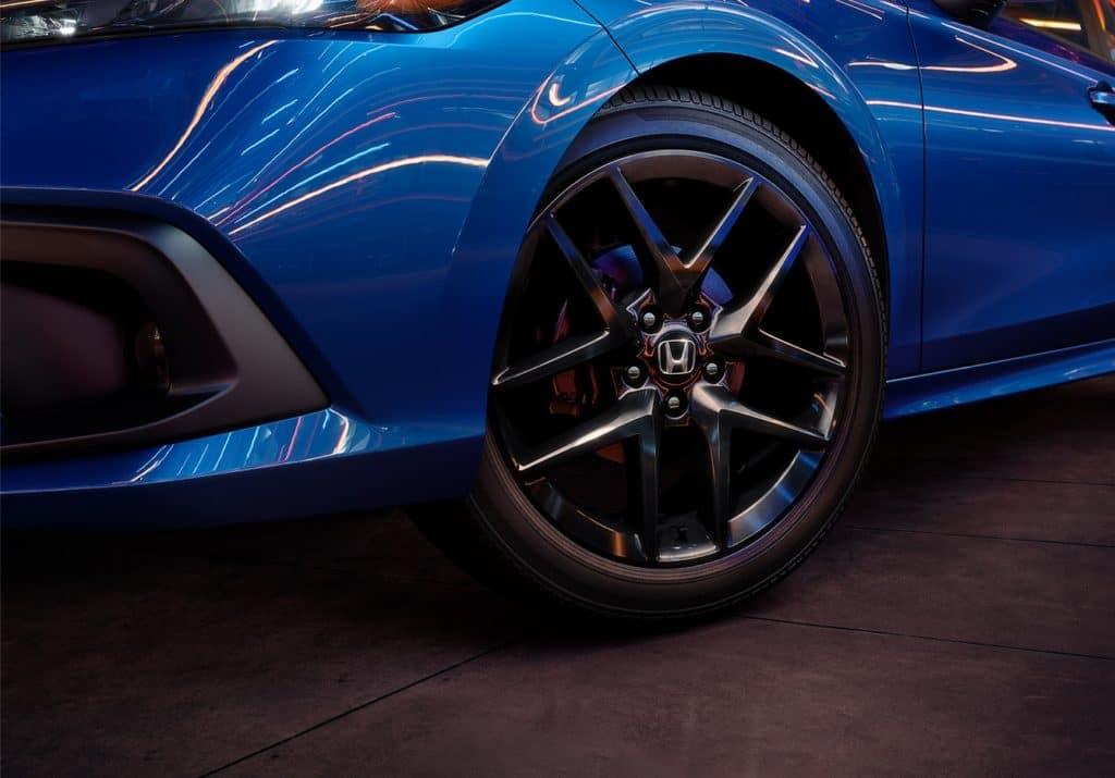 2022 Honda Civic Wheels