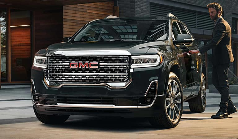 New 2021 GMC Acadia North Salt Lake UT