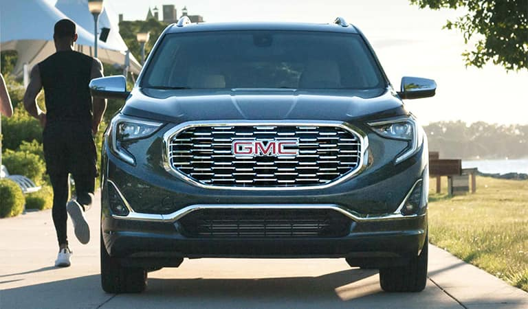 New 2021 GMC Terrain Salt Lake City UT
