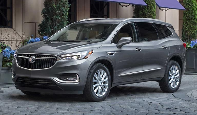 New 2021 Buick Enclave North Salt Lake UT