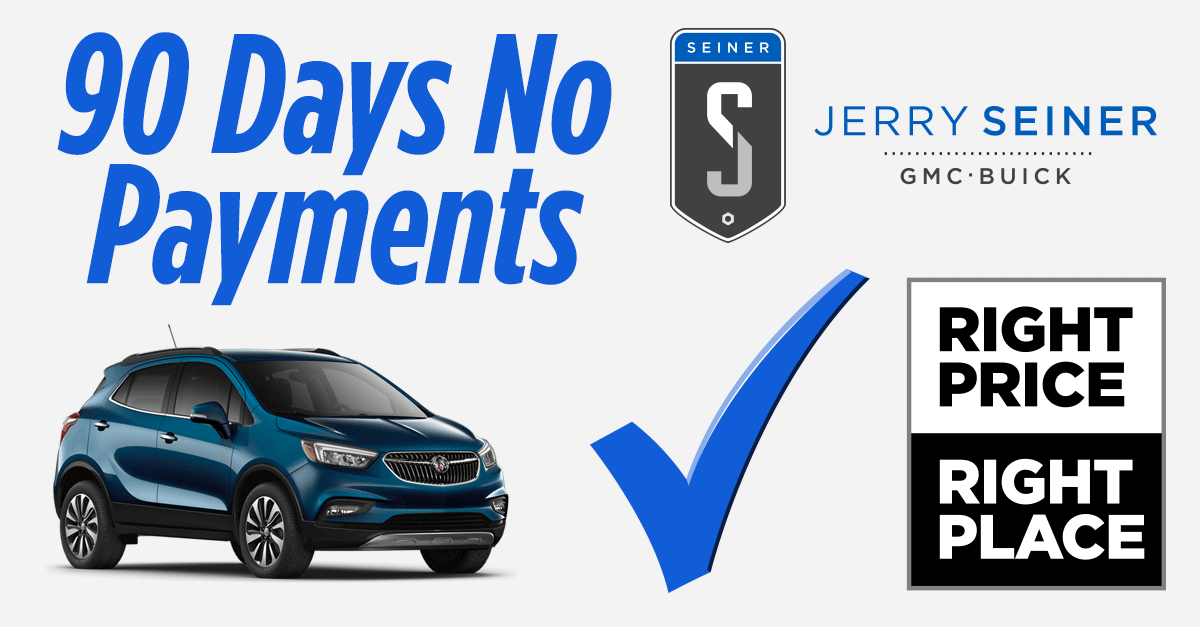 90 Days No Payments Buick