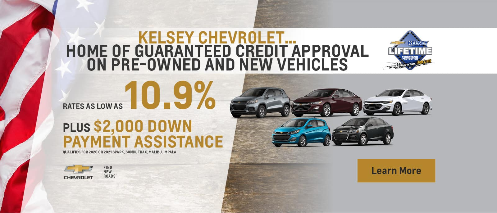 Home of Guaranteed Credit Approval
