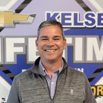 Dave Kelsey