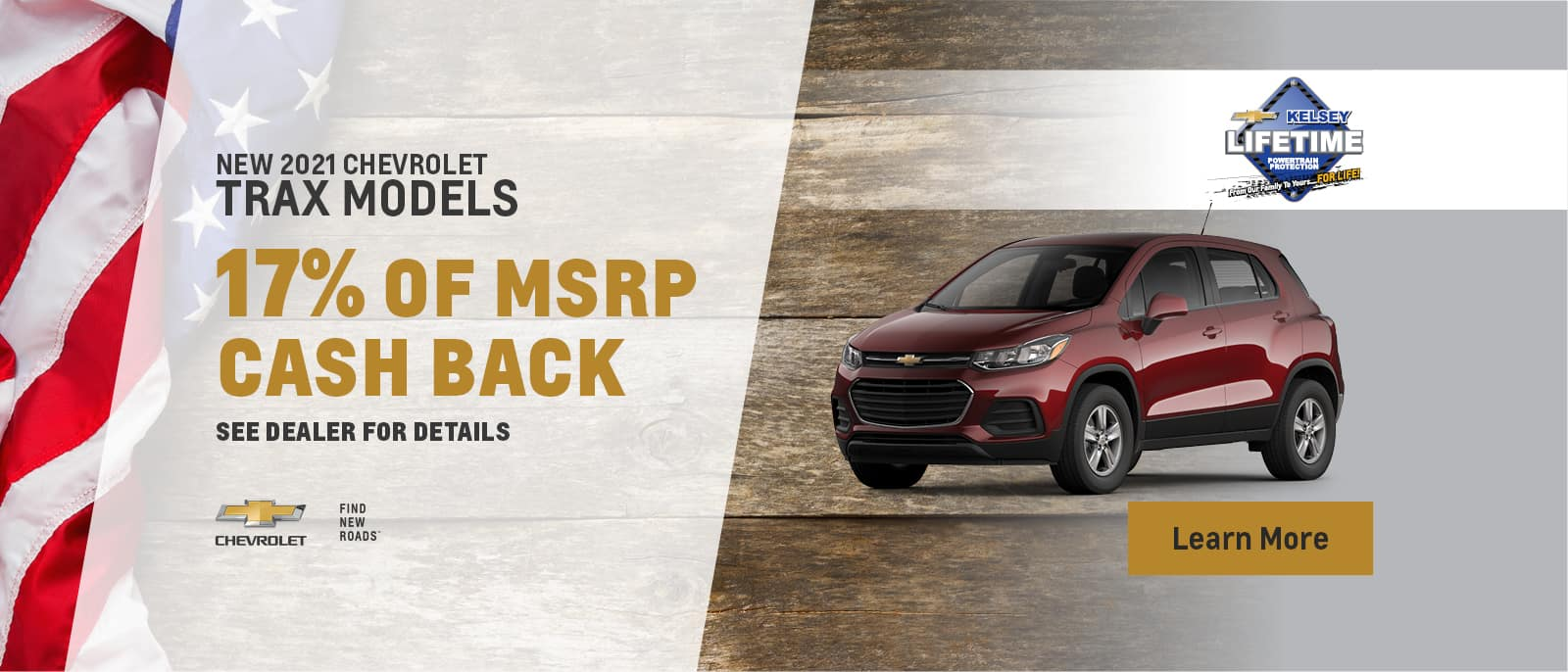 2021 Chevy Trax Models