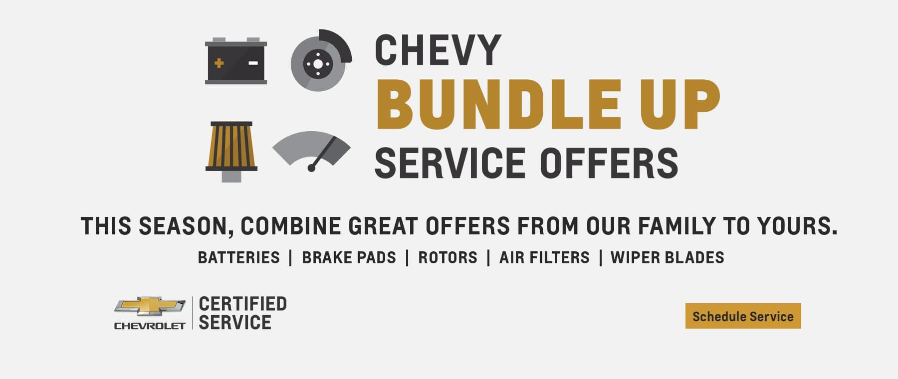 bundle up service offers
