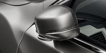 2016 Acura RLX side mirrors