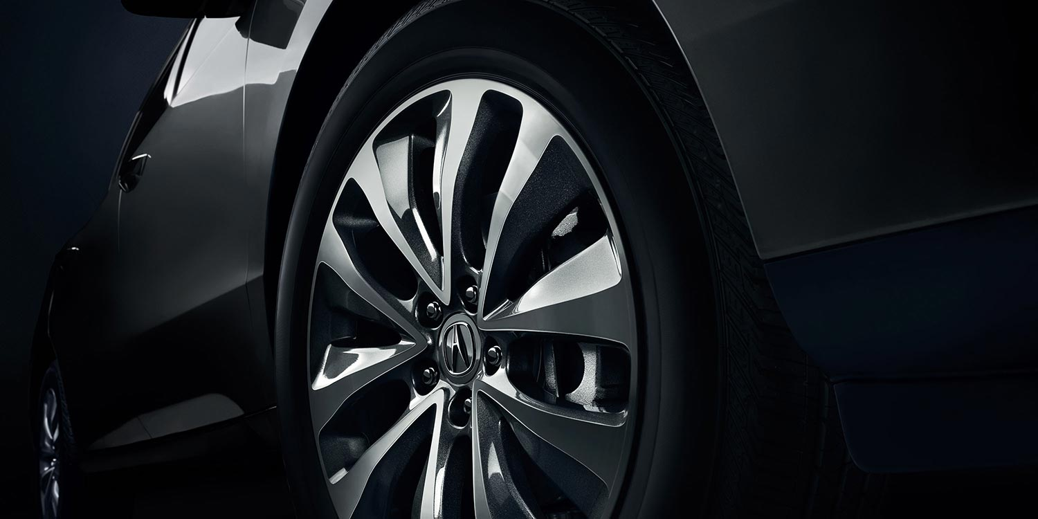 2016 Acura MDX Wheels
