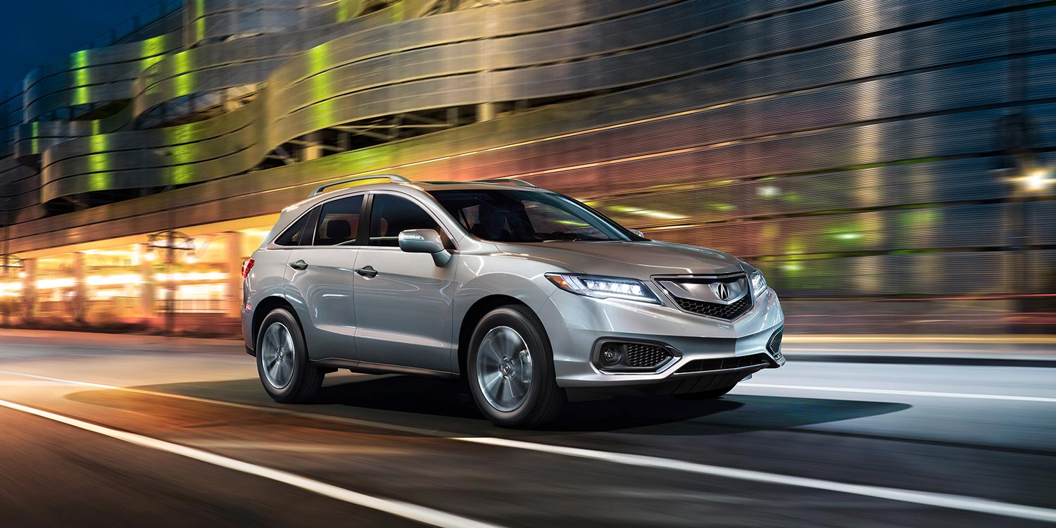 2016 Acura RDX Night Drive