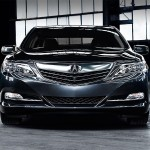 2016 Acura RLX Front View