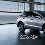 2016 Acura RDX Location Shot