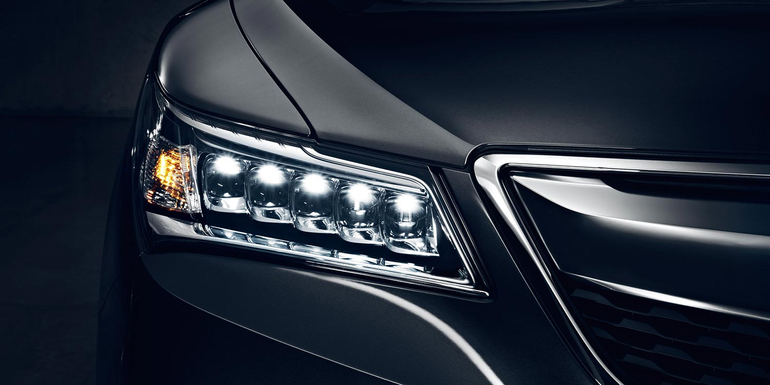 Jewel-Eye®-LED-headlights