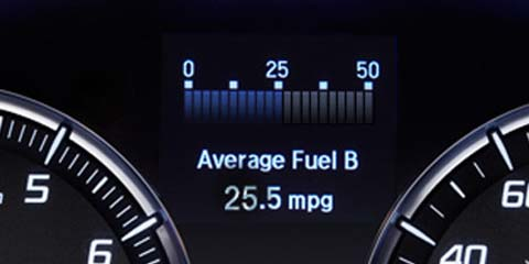 2016 Acura MDX Fuel Efficiency