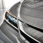 2016 Acura ILX Grille