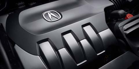 2016 Acura V6 Engine