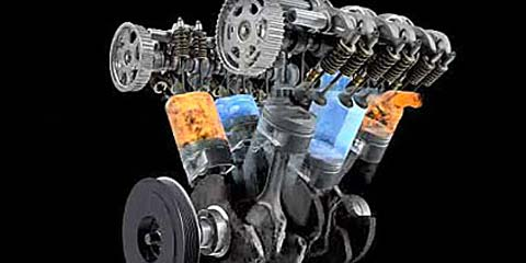 2016 Acura RDX Variable Cylinder