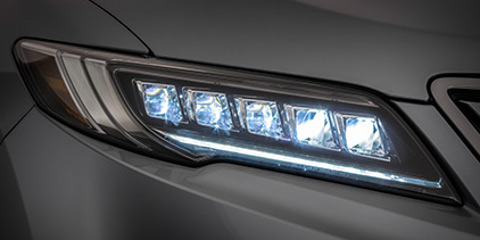 2016 Acura RDX jewel headlights