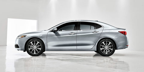 2016 Acura TLX 3.5L Engine