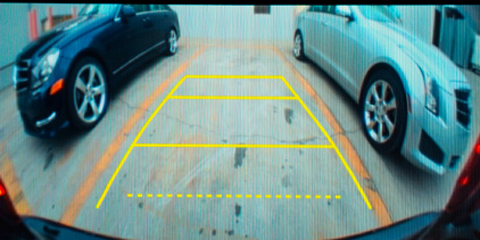Multi Angle Rearview Camera