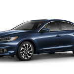 2017 Acura ILX Exterior Blue Front