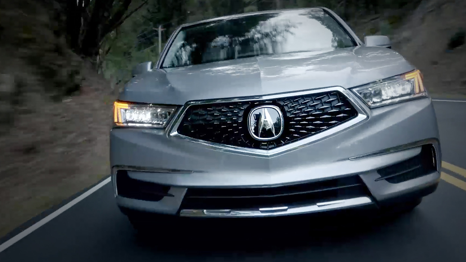 2017 Acura MDX Exterior Front