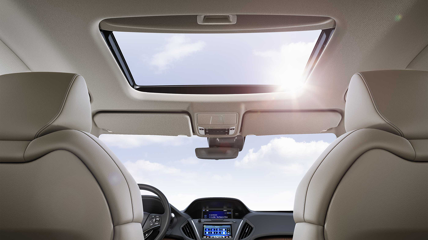 2017 Acura MDX Power Moonroof