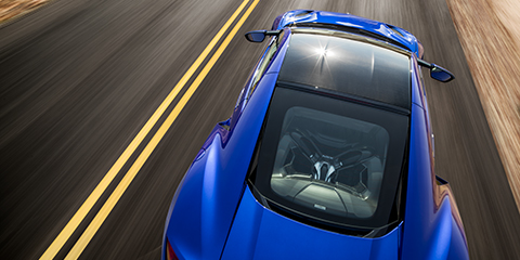 2017 Acura NSX Vehicle Stability Assist