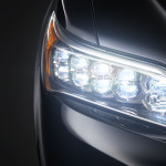 2017 Acura RLX Jewel Eye LED Headlights