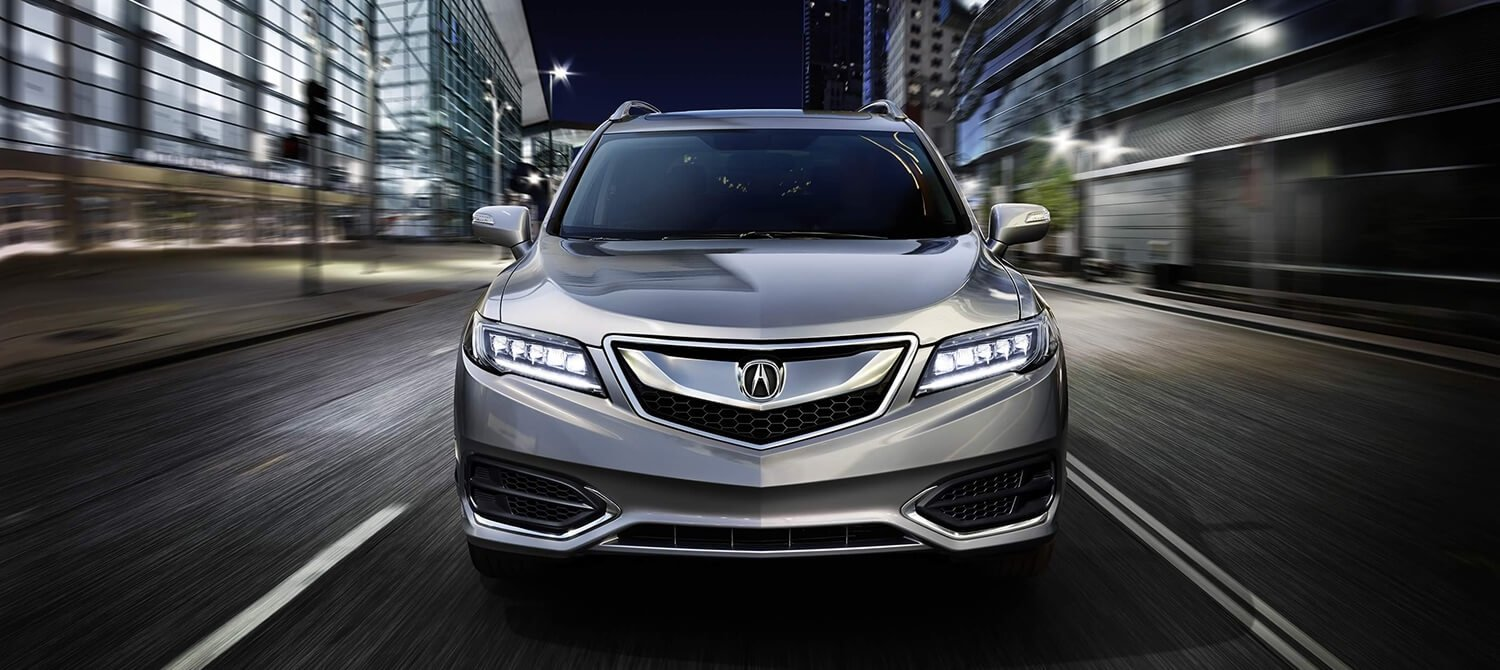 2018 acura lease. brilliant acura 2018 acura rdx exterior front angle night throughout acura lease