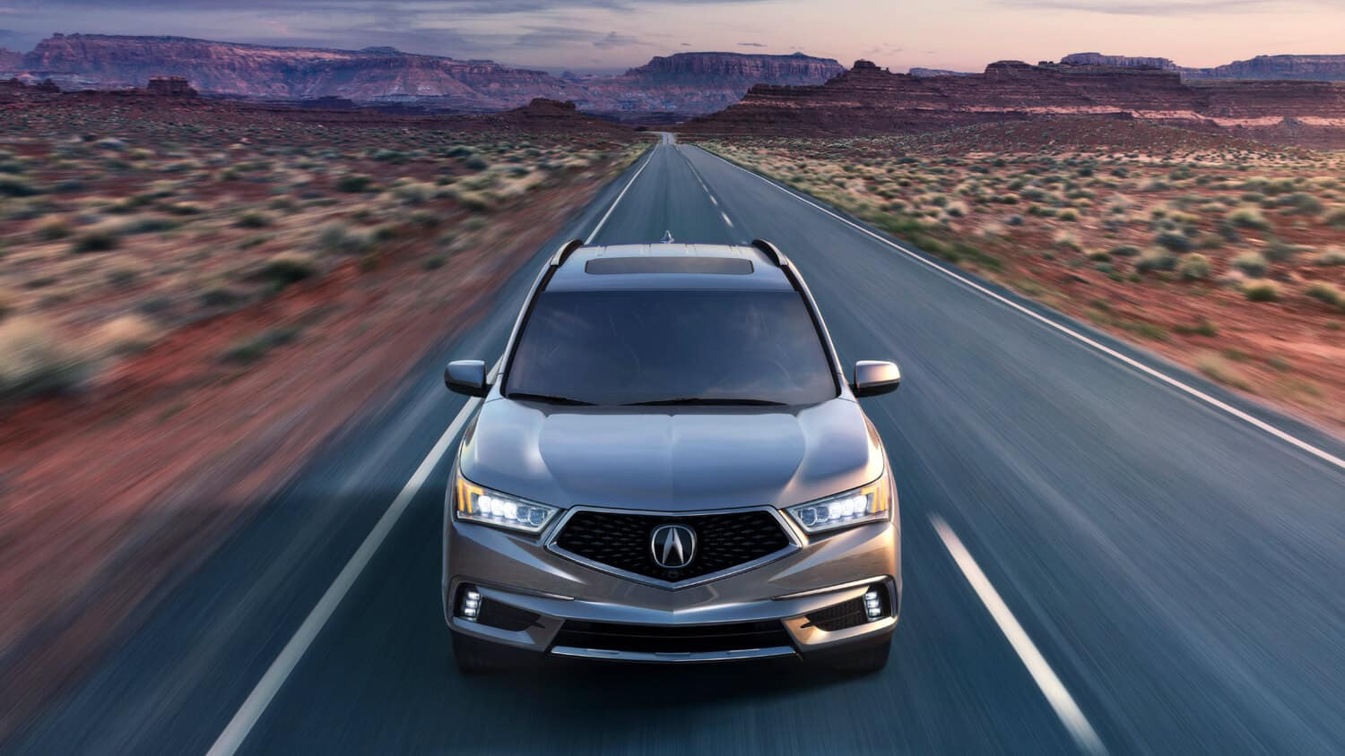 2018 Acura MDX Exterior Front Grille
