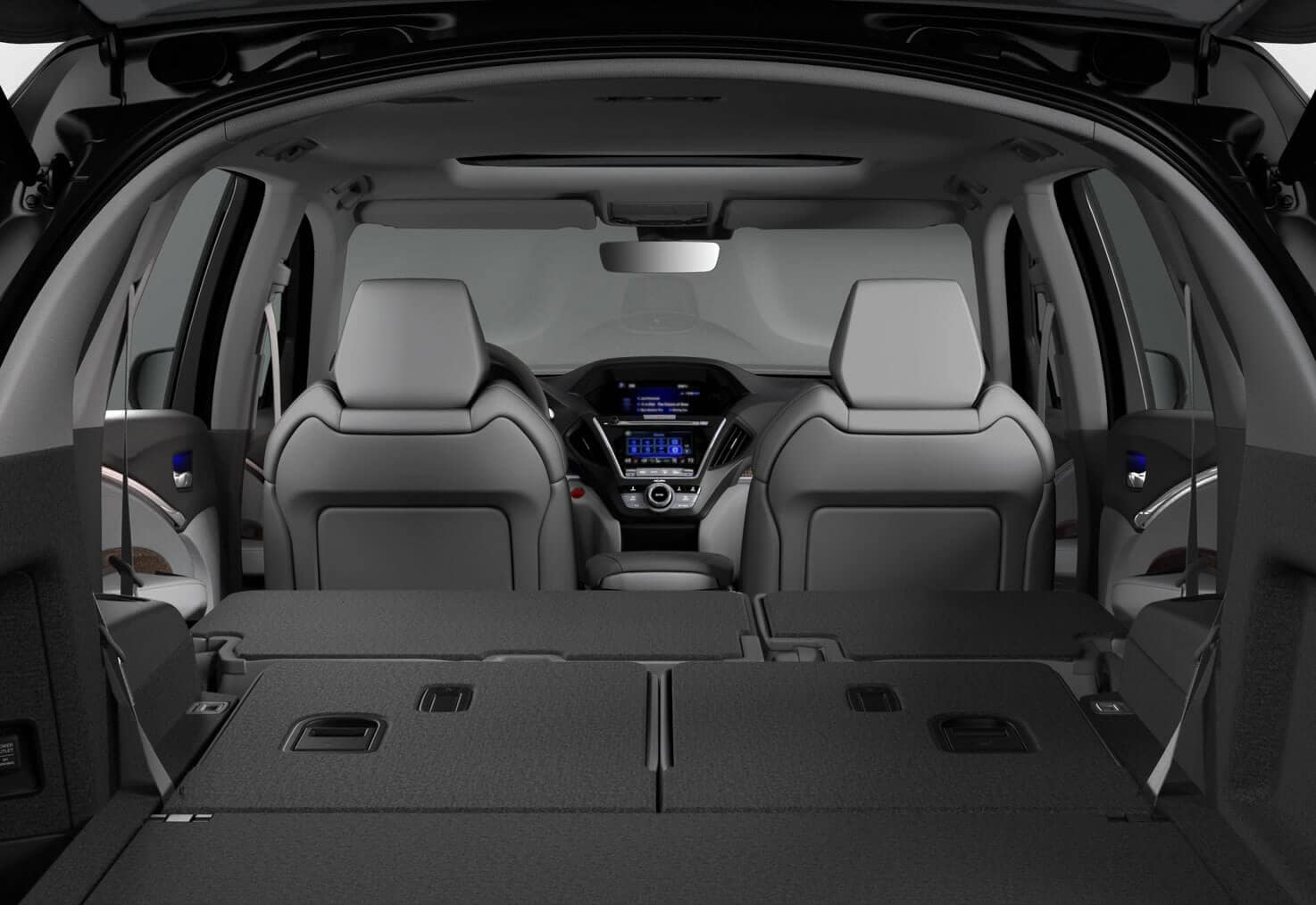 2018 Acura MDX Interior Cargo Space