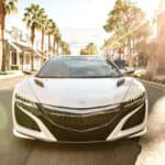 2019 Acura NSX Exterior Front Grille