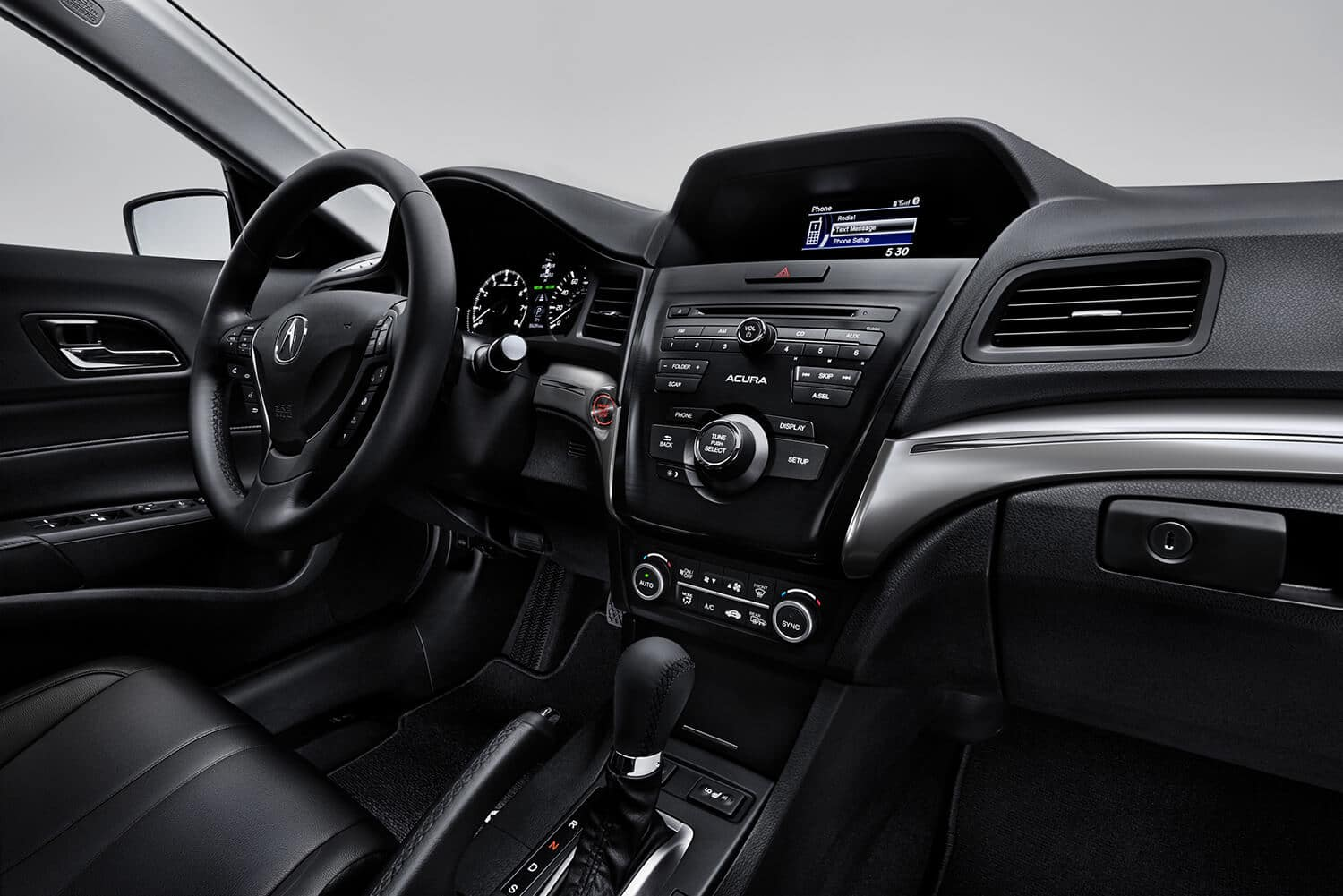 2019 Acura ILX Interior Passenger Side