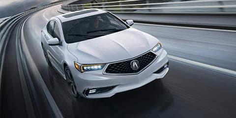 2020 Acura TLX Vehicle Stability Assist