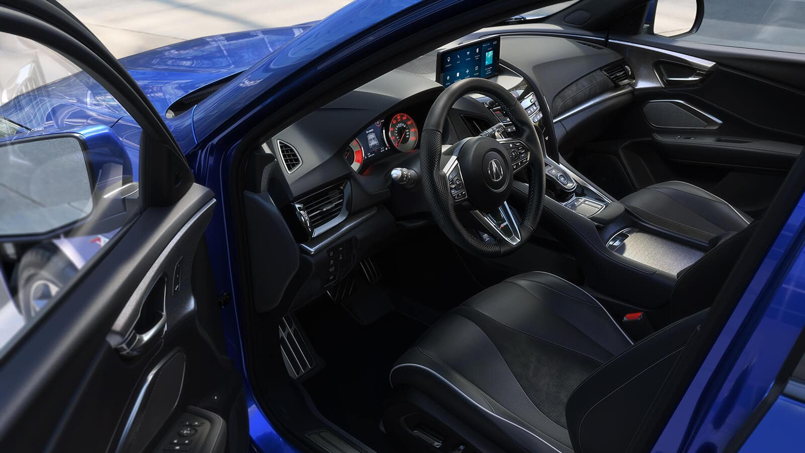 2020 Acura RDX Interior Cockpit Driver Side