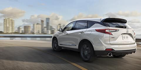 2020 Acura RDX Dual Pinion Electric Power Steering