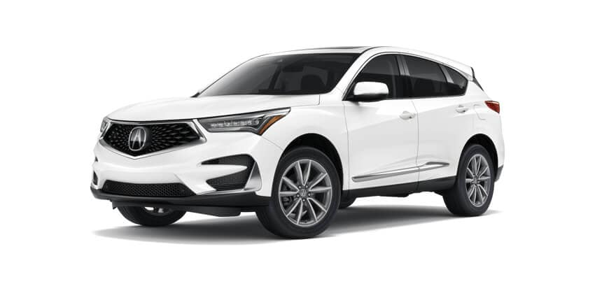 2020 Acura RDX Super Handling All-Wheel Drive