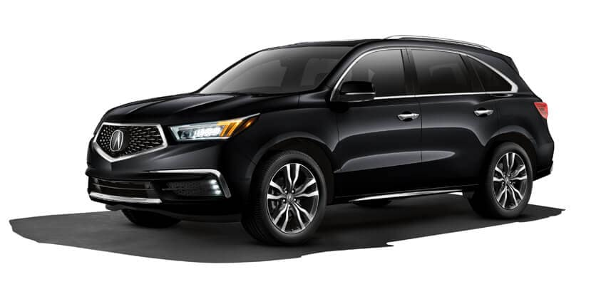 2020 Acura MDX Super Handling All-Wheel Drive Jellybean Image