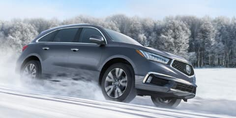 2020 Acura MDX Vehicle Stability Assist