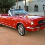 1965 ford mustang convertible red 770698 300x225